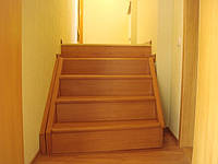 Лестница откидная (вход в подвал)