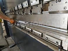 Листогиб 50 тонн 2500 мм гідравлічний c ЧПУ Прес гибочний Кромкогиб 1