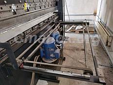 Листогиб 50 тонн 2500 мм гідравлічний c ЧПУ Прес гибочний Кромкогиб 4
