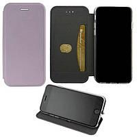 Чехол-книжка Elite Case iPhone 6 Plus/6S Plus Серый (32623)