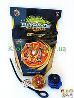 BeyBlade Cosmo Valkyrie V7 В-140 / Бейблэйд Космо Волтраек V7 (Оранжевый) Flame