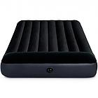 Велюр-кровать Intex 64142 с подголовником, размер 191*137*25 см, фото 2