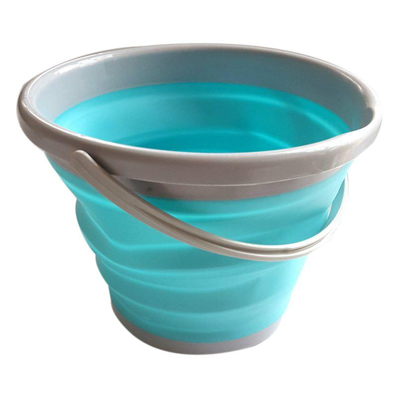 Ведро складное Collapsible Bucket, складное, туристическое, 5 литров