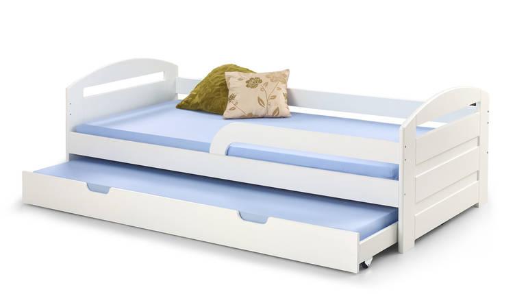 Детская кровать Natalie 2 Halmar белый, фото 2