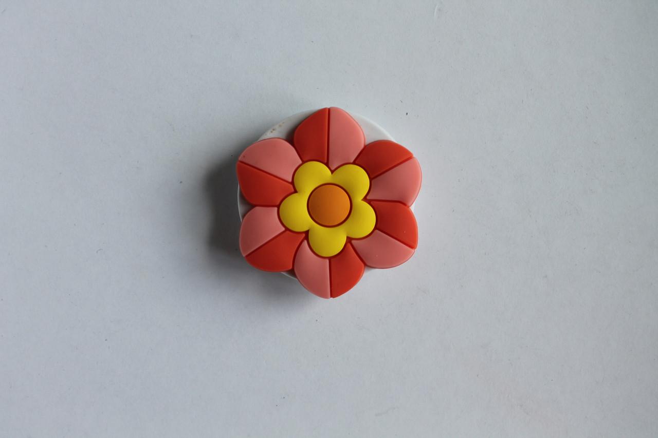 Попсокет Popsocket универсальный держатель 3D цветок