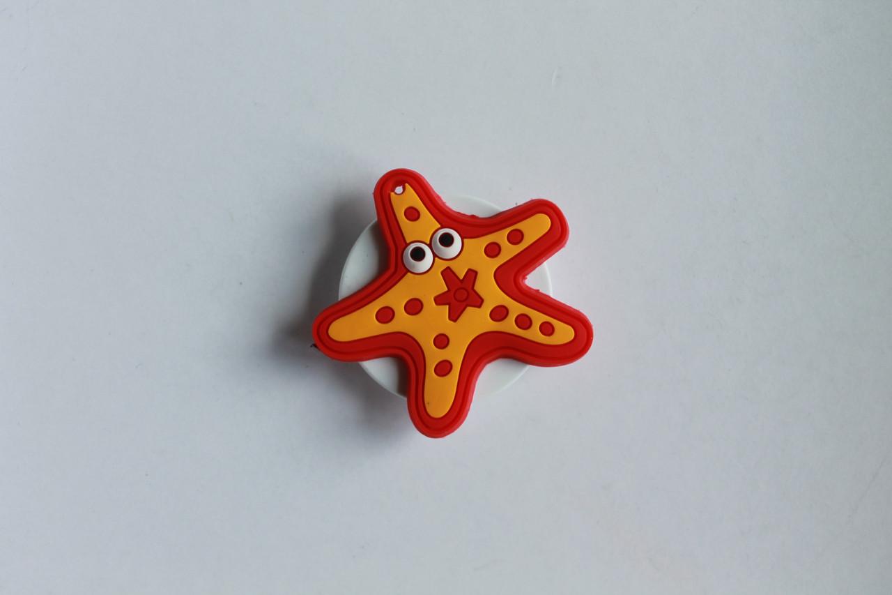 Попсокет Popsocket универсальный держатель 3D морская звезда