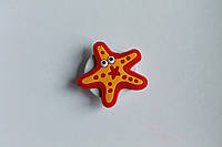 Попсокет Popsocket универсальный держатель 3D морская звезда, фото 1