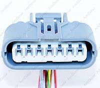 Разъем электрический 7-и контактный (39-15)