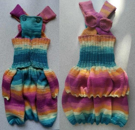 Платье 0360 Сарафан для собак