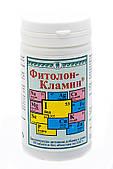 Фитолон Кламин Арго Оригинал (ламинария, хлорофилл, йод, омега 3, иммунитет, вирусы, мастопатия, гемоглобин)