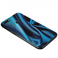 Чехол INCORE Blue Light Glass для Huawei Y7 2018 Blue Silk (PC-002327), фото 1