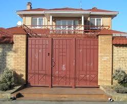 Для металлических дверей, ворот