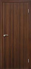Двери Омис Глухое ПВХ Полотно+коробка+2 к-т наличников +добор 100мм, фото 2