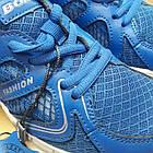 Кроссовки Bona р.36 сетка синие, фото 2