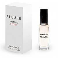 Мужской мини-парфюм Chanel Allure Homme Sport, 50 мл