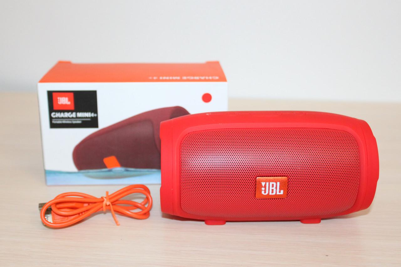 Колонка JBL Сharge 4+ mini Red