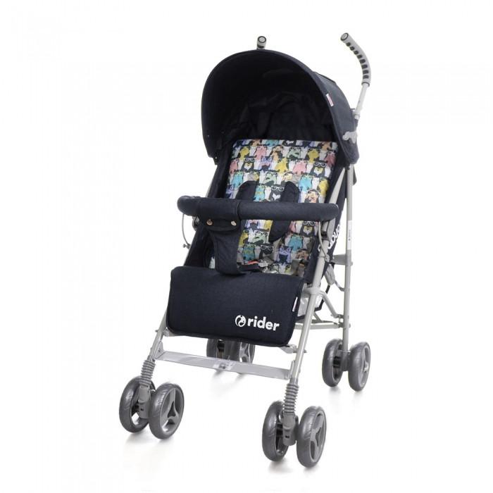 Коляска-трость Rider, «Babycare» (BT-SB-0002), цвет Grey (серый)