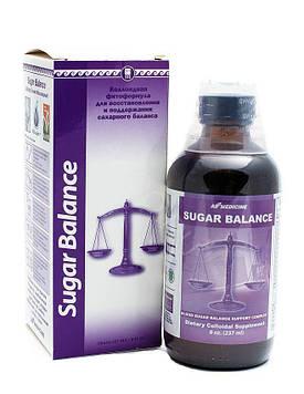Шугар Бэланс Коллоидная фитоформула Арго США Ad Medicine диабет, нарушение обмена веществ, похудение, ожирение