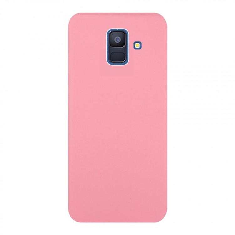 Чехол INCORE Soft TPU для Samsung Galaxy J6 2018 Pink (PC-002580)