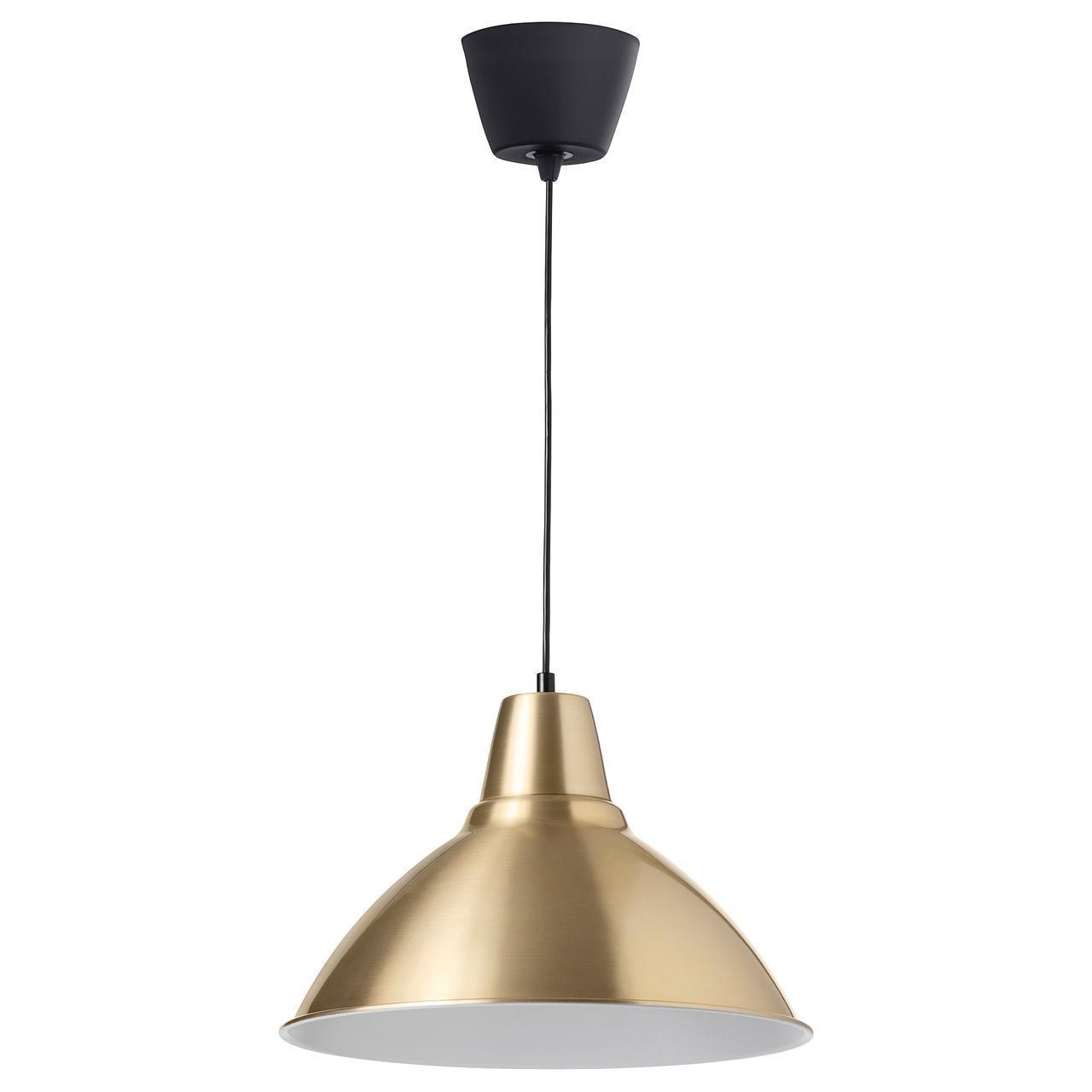 IKEA FOTO Подвесной светильник, латунь цвет  (303.906.77)