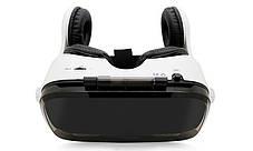 Очки виртуальной реальности VR BOX Z4 с наушниками и пультом, фото 2