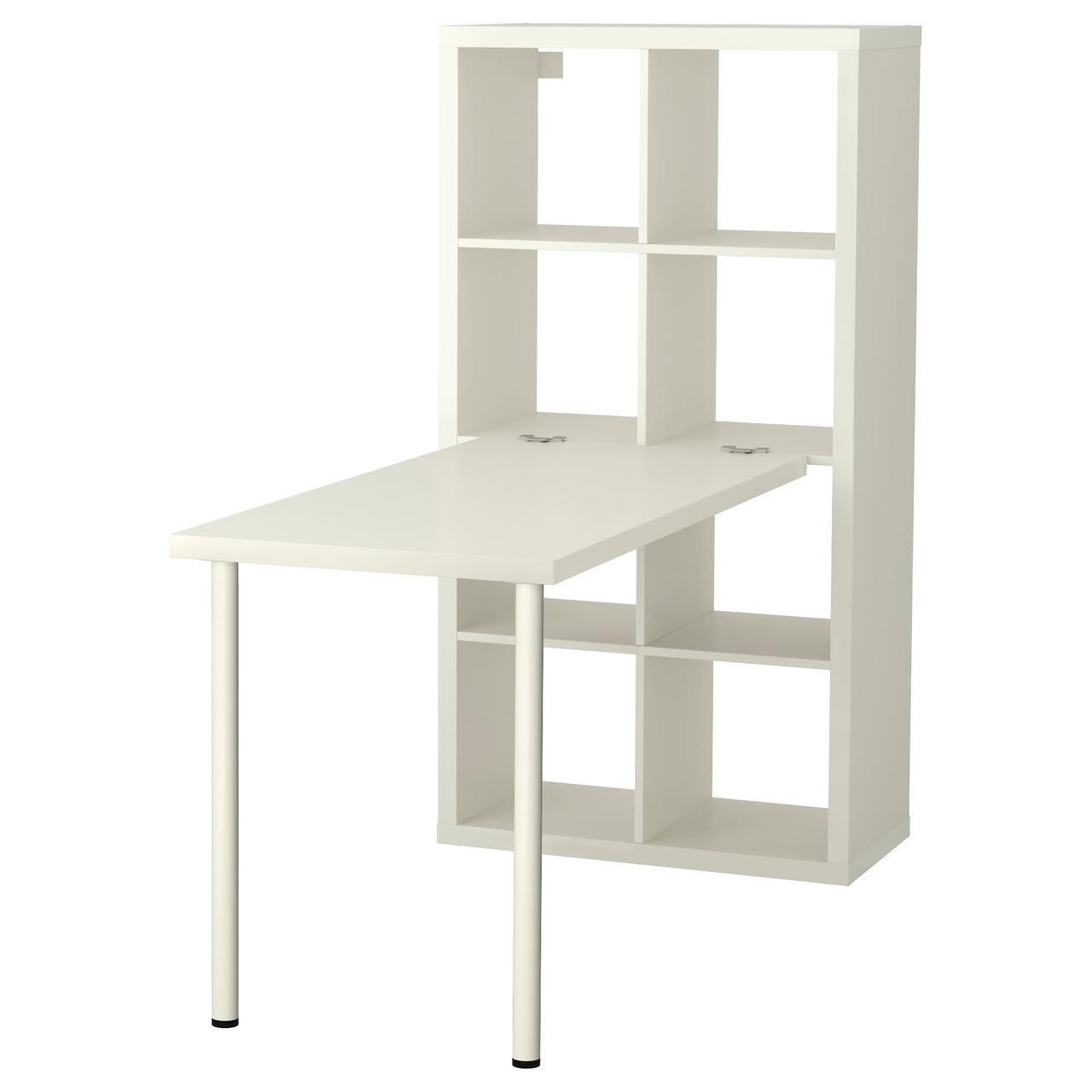 IKEA KALLAX Стол, белый  (591.230.61)