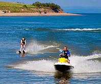 Водные аттракционы и другие летние развлечения