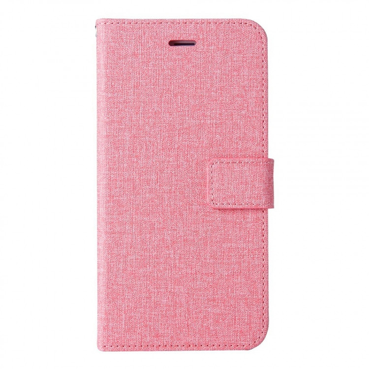 Чехол-книжка Incore Classic для Samsung Galaxy J7 Neo J701 Pink (PC-002673)