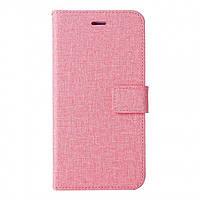 Чехол-книжка Incore Classic для Samsung Galaxy J7 Neo J701 Pink (PC-002673), фото 1