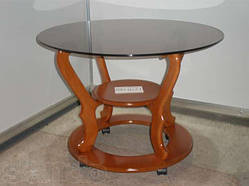 Журнальный стол (стекло) ЖС 103