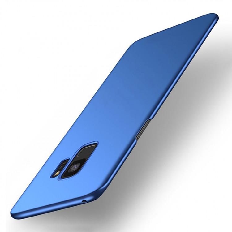 Чехол INCORE Four Edges для Samsung Galaxy A8 Plus 2018 Blue (PC-002042)
