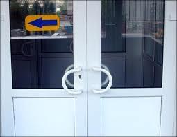 Для деревянных и пластиковых дверей
