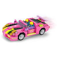 Конструктор COGO Dream Girls: машинка 256 деталей 4506 (54155)