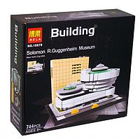 Конструктор BELA Building Музей Соломона Гуггенхейма 10679 (45369)