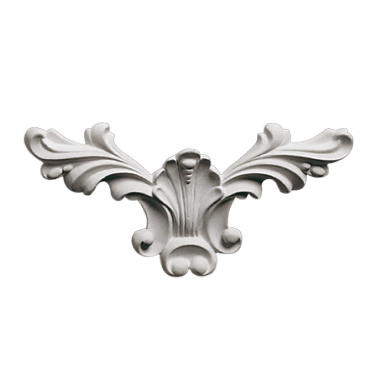 Гіпсова ліпнина декоративне кут у-23 L-280мм