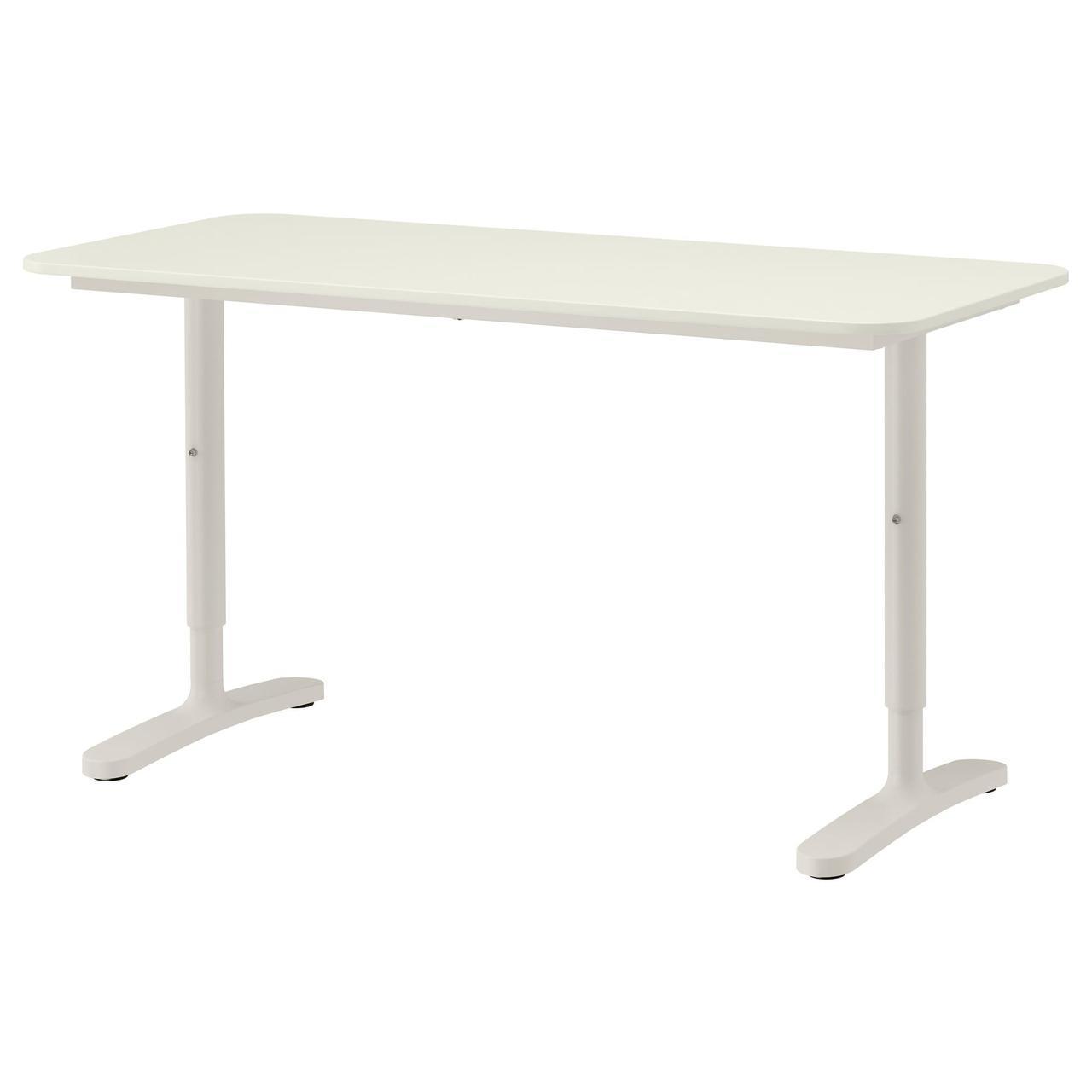 IKEA BEKANT Стол, белый  (390.063.55)