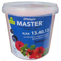 Удобрение Мастер 13-40-13, 1 кг, Valagro
