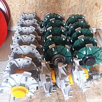 Ступица колеса прицепа 1птс-9, 2птс-6,прт-7,прт-10 НОВАЯ в сборе.