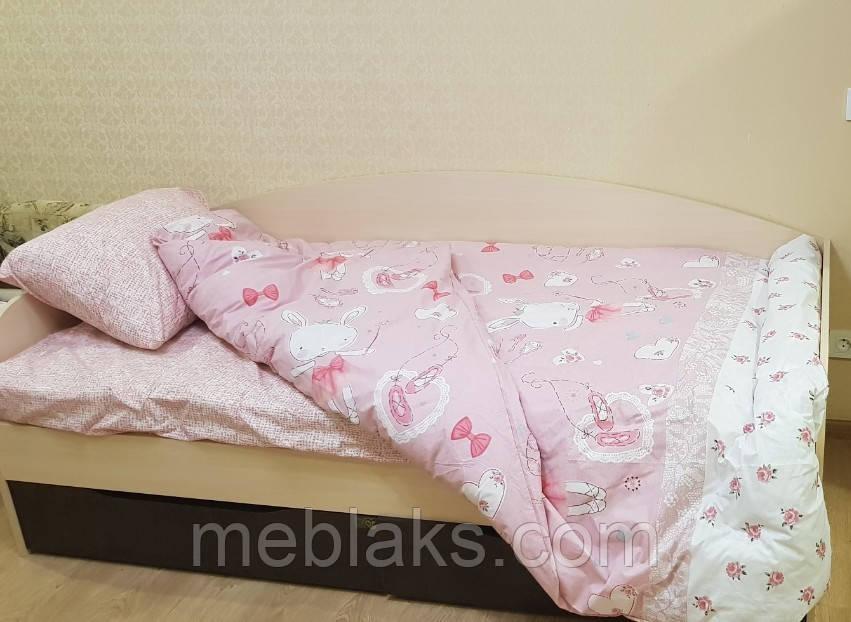 """Кровать односпальная детская """" Л-5 """""""