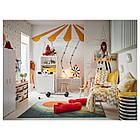 IKEA STUVA/FRITIDS Стол с ящиком для игрушек, белый, белый  (992.796.30), фото 3