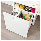 IKEA STUVA/FRITIDS Стол с ящиком для игрушек, белый, белый  (992.796.30), фото 4