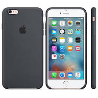 Чехол Memo для iPhone 6/6S Plus Silicone Case Charcoal Grey (81571)