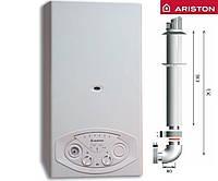 Настенный газовый котел Ariston BS II 24 FF двухконтурный (турбо)