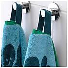 IKEA SANDVILAN Банное полотенце, синий, разноцветный  (804.304.78), фото 6