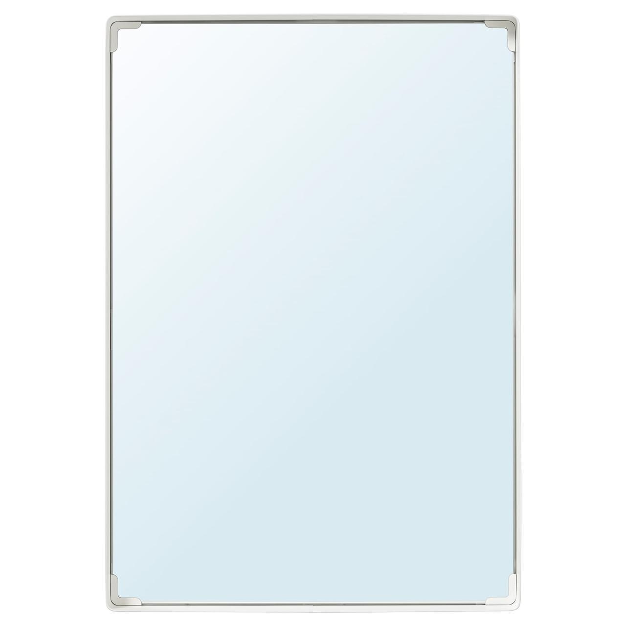 IKEA ENUDDEN Зеркало, белый  (502.431.62)