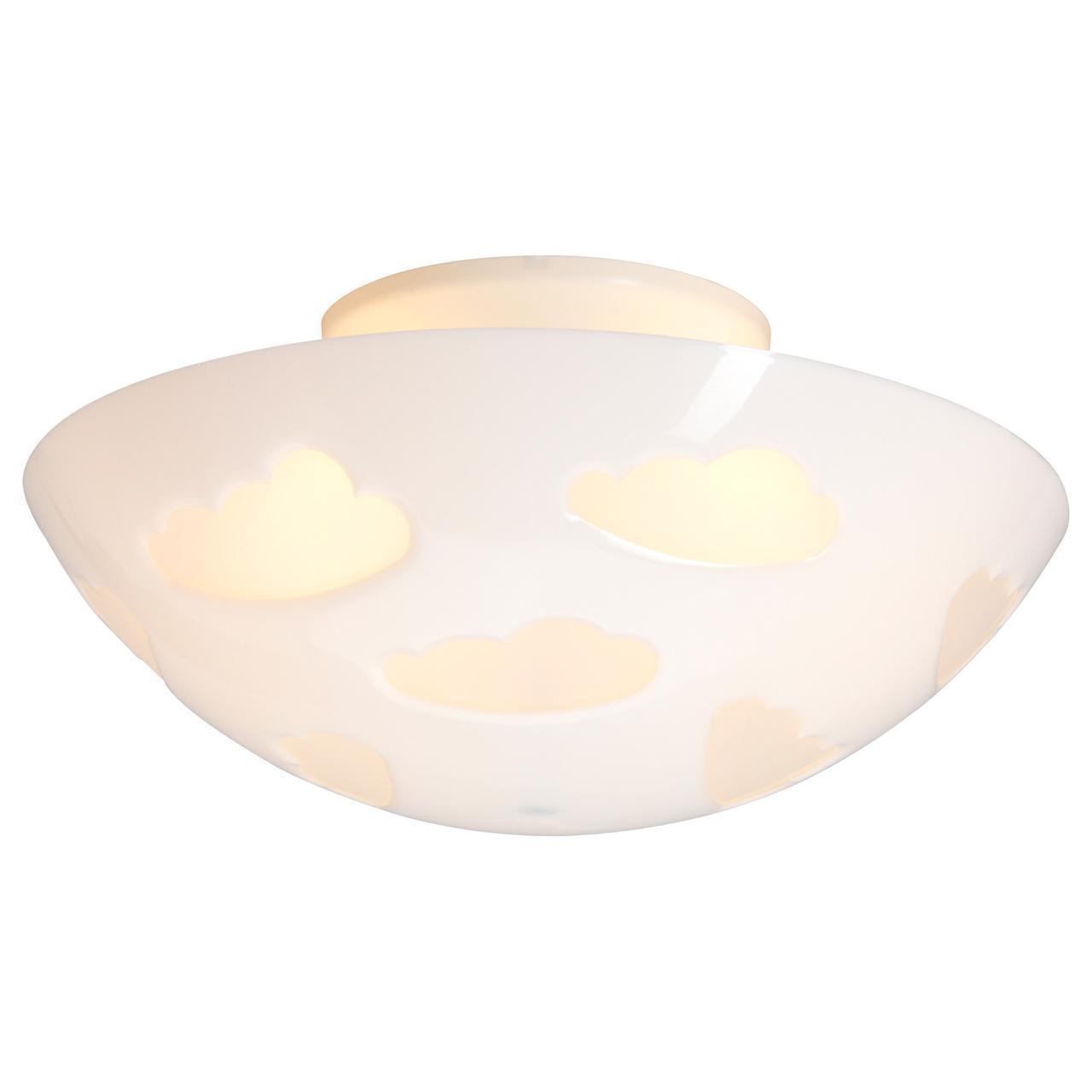 IKEA SKOJIG Потолочный светильник, белый  (401.499.33)