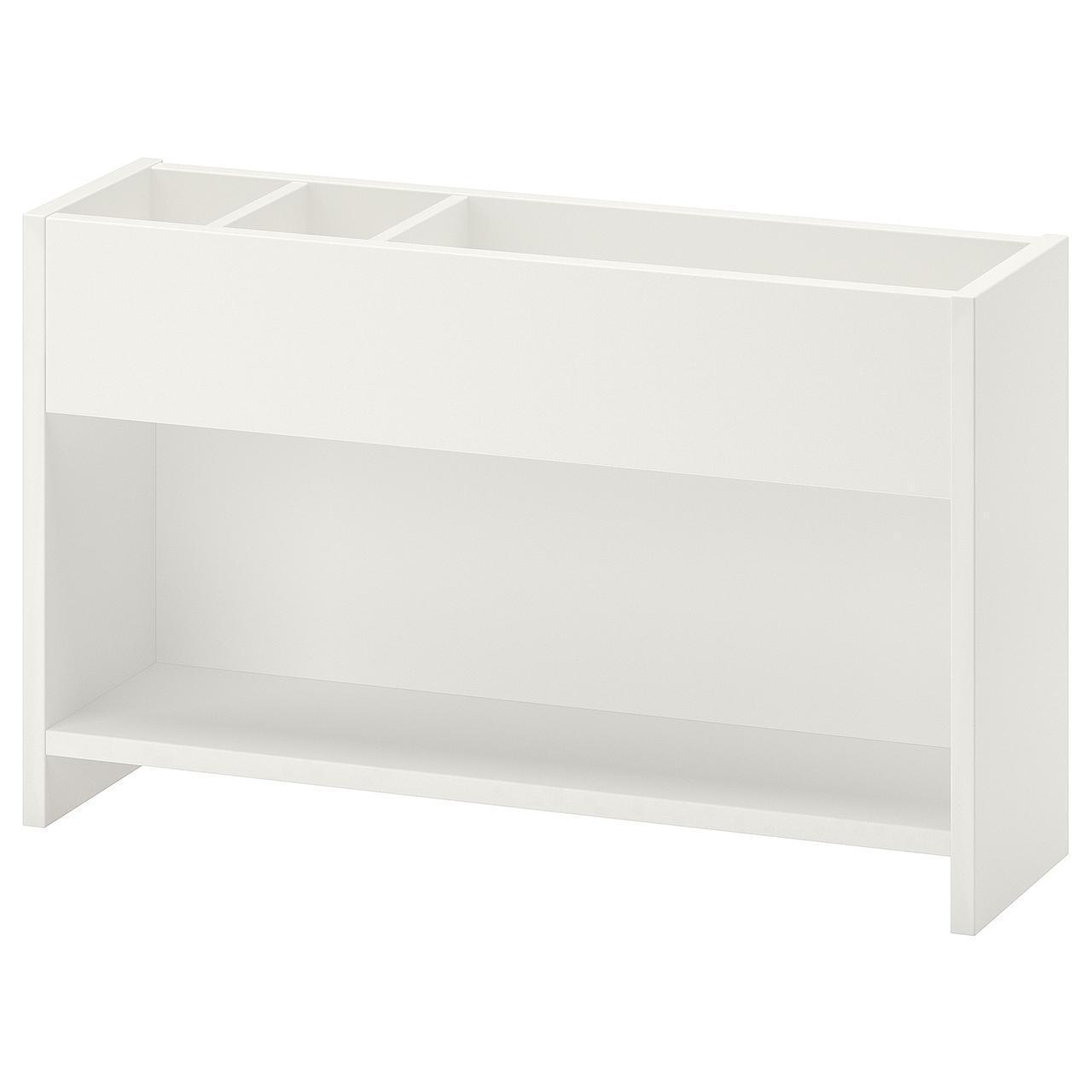 IKEA PAHL Додаткова надставка для столу, білий, зелений (303.064.95)