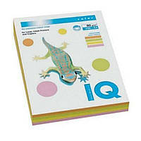 Бумага Mondi А4 IQ color, neon SET 4х50 sheets (A4.80.IQ.RB04.200)