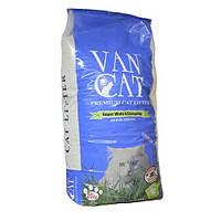 Vancat Natural Бентонитовый Наполнитель Для Туалета, 20 Кг