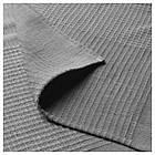 IKEA INDIRA Покривало, сірий (003.890.72), фото 2